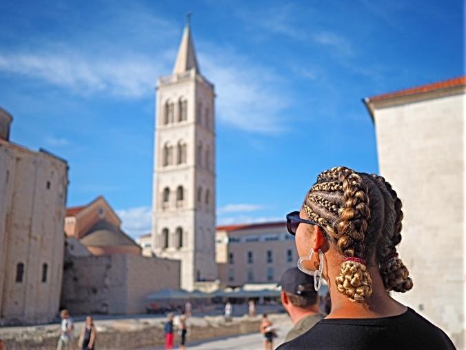 Zadar gazing